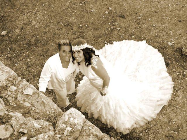 La boda de Lorena  y Anais en Campillos, Málaga 57