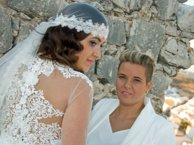 La boda de Lorena  y Anais en Campillos, Málaga 59