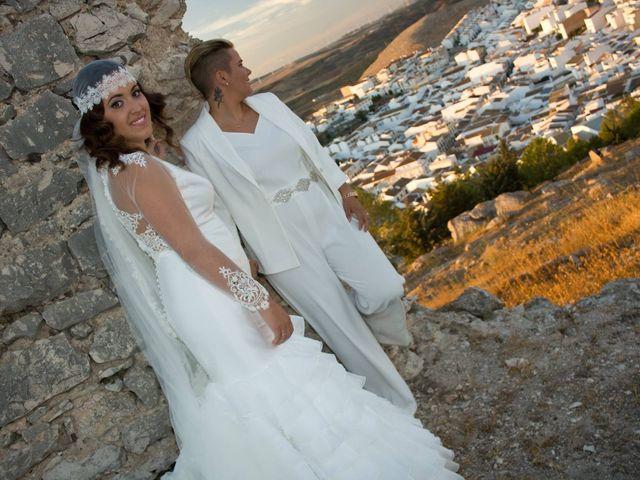 La boda de Lorena  y Anais en Campillos, Málaga 61