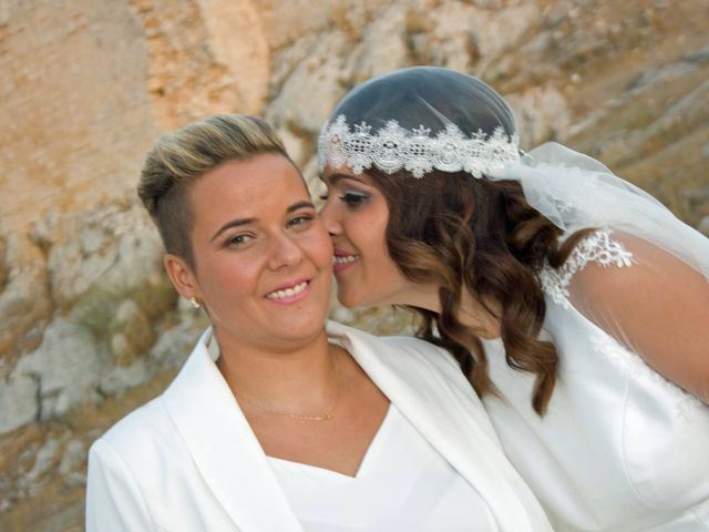 La boda de Lorena  y Anais en Campillos, Málaga 63