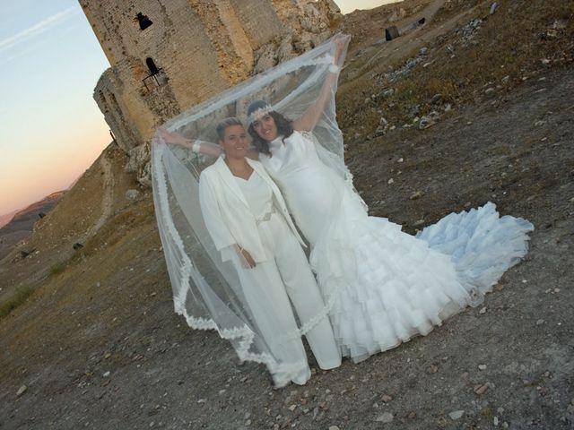 La boda de Lorena  y Anais en Campillos, Málaga 64