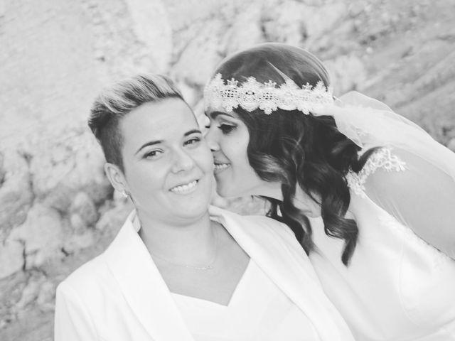 La boda de Lorena  y Anais en Campillos, Málaga 65