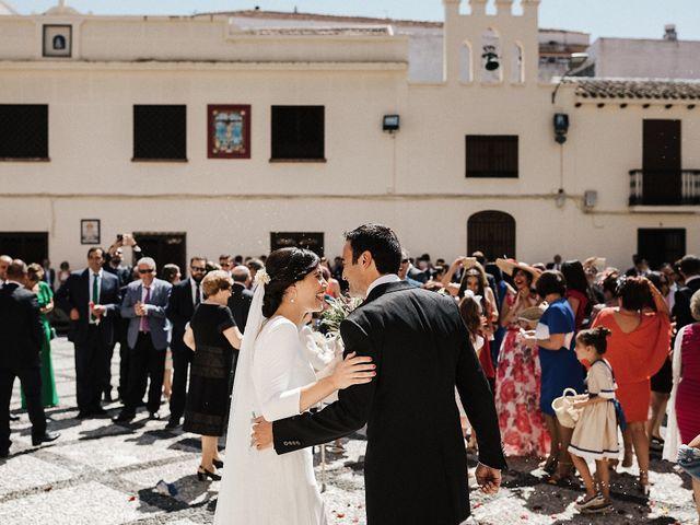 La boda de Ángel y Amelia en Ciudad Real, Ciudad Real 41