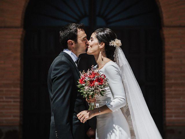 La boda de Ángel y Amelia en Ciudad Real, Ciudad Real 43