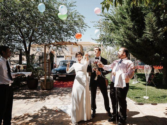 La boda de Ángel y Amelia en Ciudad Real, Ciudad Real 61