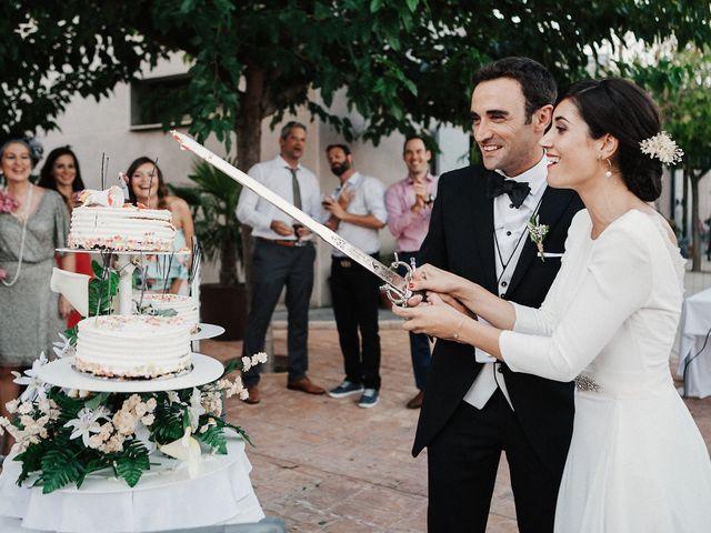 La boda de Ángel y Amelia en Ciudad Real, Ciudad Real 66