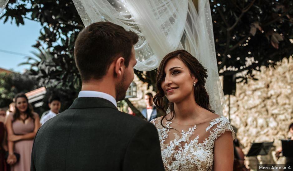 La boda de Jaime y Paula en Raris, A Coruña