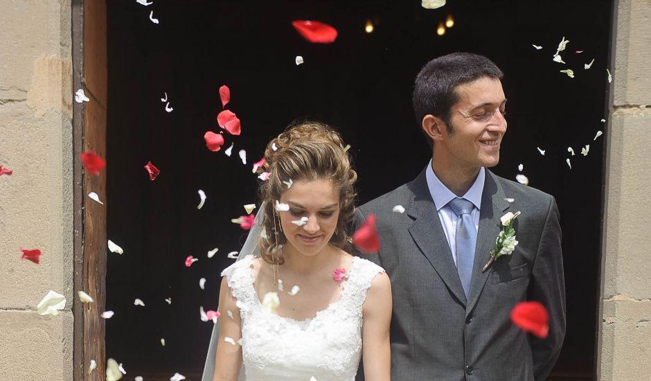 La boda de Natalia y Franc en Olot, Girona