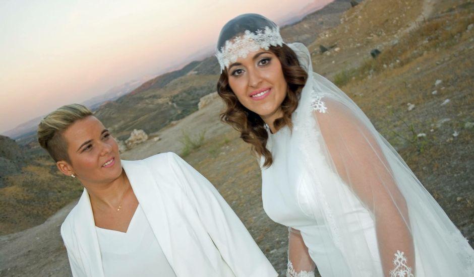 La boda de Lorena  y Anais en Campillos, Málaga