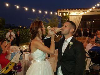 La boda de Noelia  y Adán
