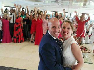 La boda de Elisabet  y Jairo  1
