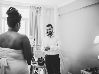 La boda de Anna y Moi 1