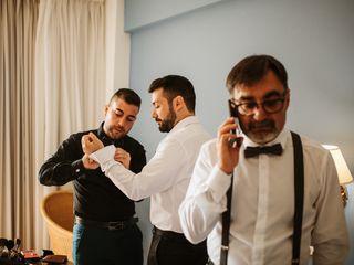 La boda de Anna y Moi 3