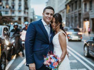 La boda de Andrea y Rober