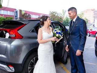 La boda de Cristina y Ramón 2
