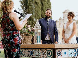 La boda de Priscila y Rodrigo