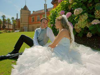 La boda de Juan Diego y Belén 3