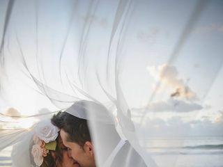 La boda de Irene y Richi 1