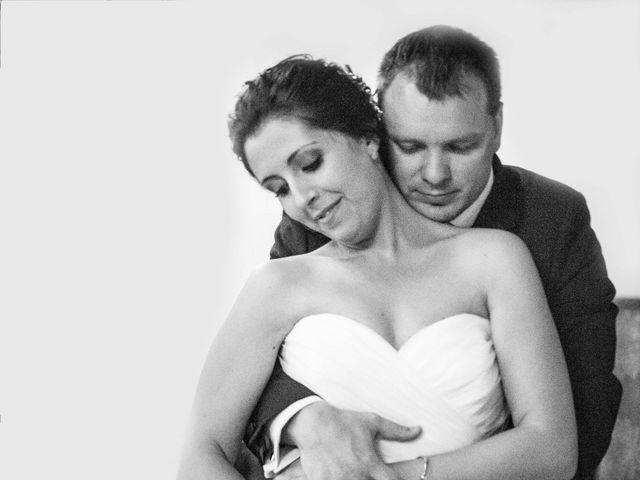La boda de Tamara y Pavel