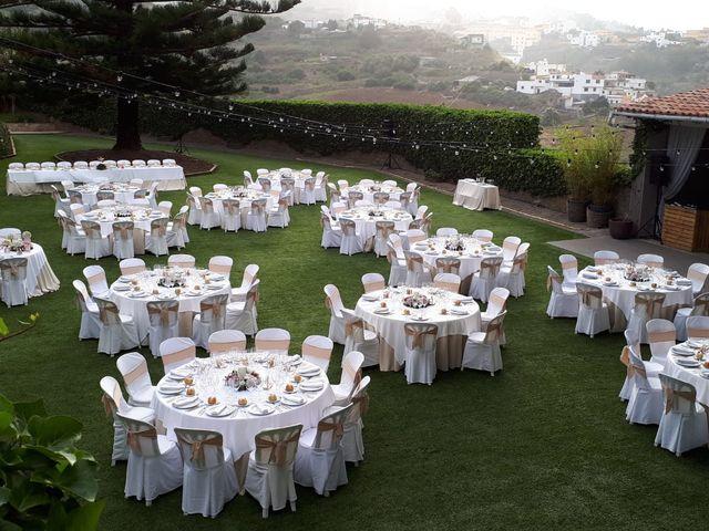 La boda de Adán y Noelia  en Las Palmas De Gran Canaria, Las Palmas 7