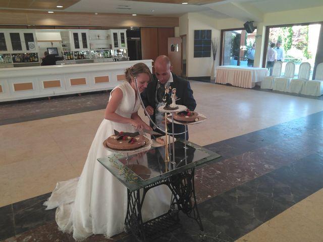 La boda de Elisabet  y Jairo