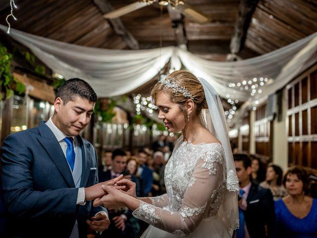 La boda de Eduardo y Vera