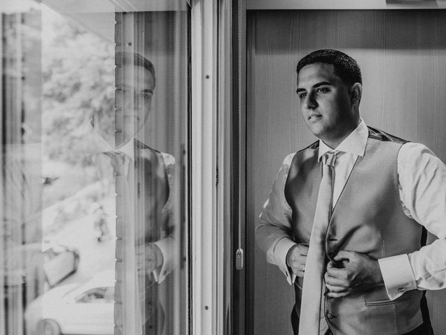 La boda de Rober y Andrea en Castelldefels, Barcelona 9