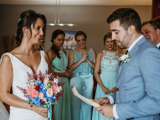 La boda de Rober y Andrea en Castelldefels, Barcelona 37