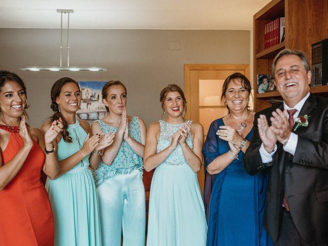 La boda de Rober y Andrea en Castelldefels, Barcelona 40