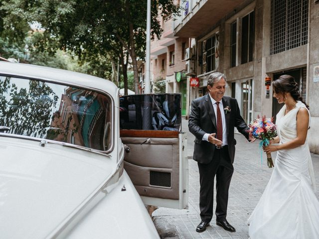 La boda de Rober y Andrea en Castelldefels, Barcelona 43