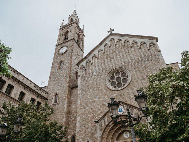 La boda de Rober y Andrea en Castelldefels, Barcelona 45