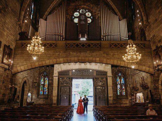 La boda de Rober y Andrea en Castelldefels, Barcelona 46