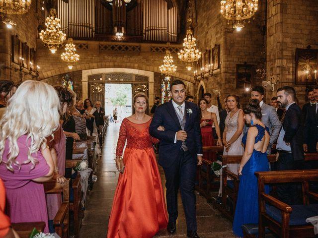 La boda de Rober y Andrea en Castelldefels, Barcelona 47