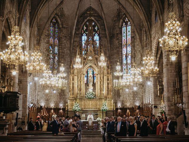 La boda de Rober y Andrea en Castelldefels, Barcelona 49