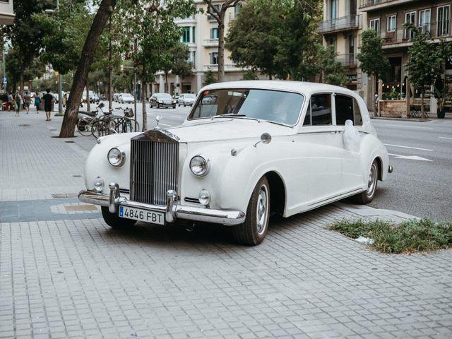 La boda de Rober y Andrea en Castelldefels, Barcelona 50