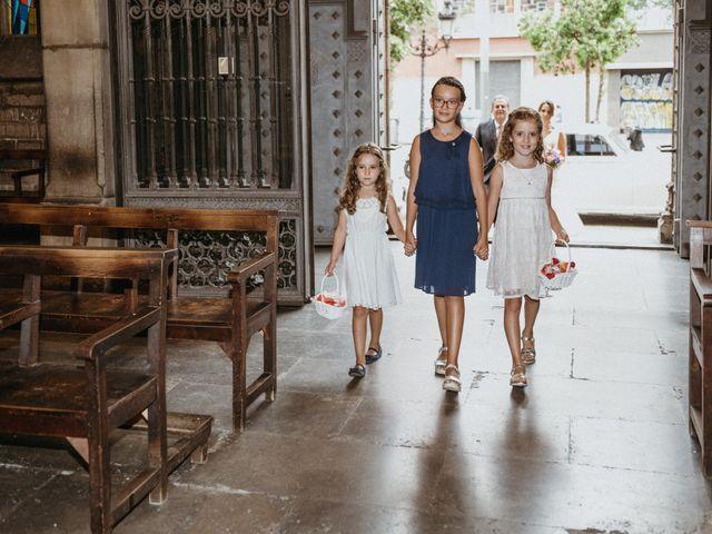 La boda de Rober y Andrea en Castelldefels, Barcelona 51