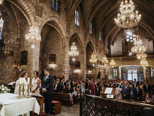 La boda de Rober y Andrea en Castelldefels, Barcelona 56