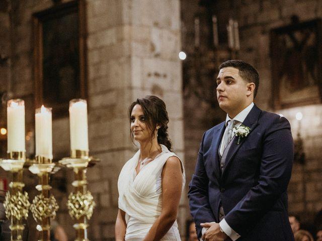 La boda de Rober y Andrea en Castelldefels, Barcelona 57
