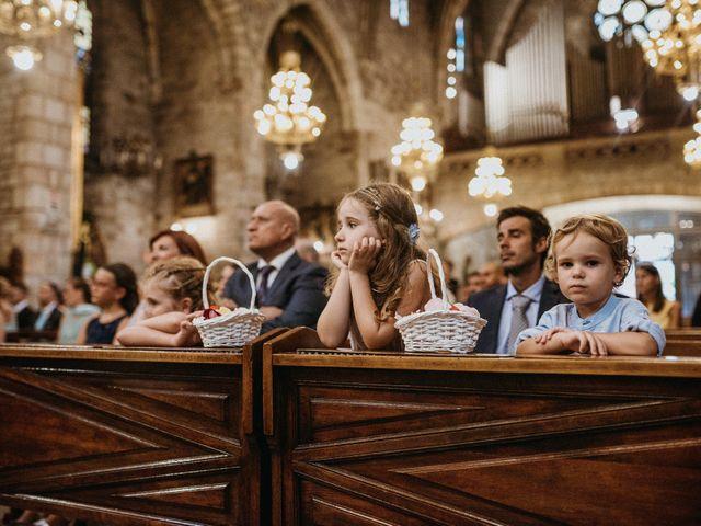 La boda de Rober y Andrea en Castelldefels, Barcelona 61