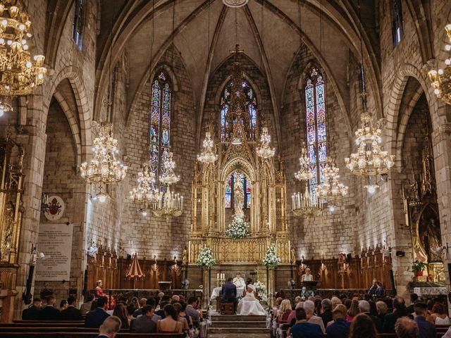 La boda de Rober y Andrea en Castelldefels, Barcelona 62