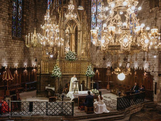La boda de Rober y Andrea en Castelldefels, Barcelona 66