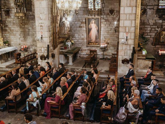 La boda de Rober y Andrea en Castelldefels, Barcelona 67