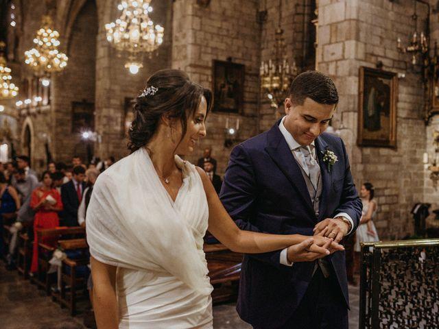 La boda de Rober y Andrea en Castelldefels, Barcelona 70