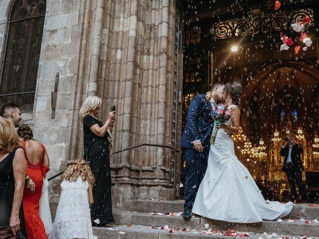 La boda de Rober y Andrea en Castelldefels, Barcelona 73