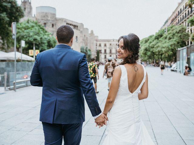 La boda de Rober y Andrea en Castelldefels, Barcelona 76