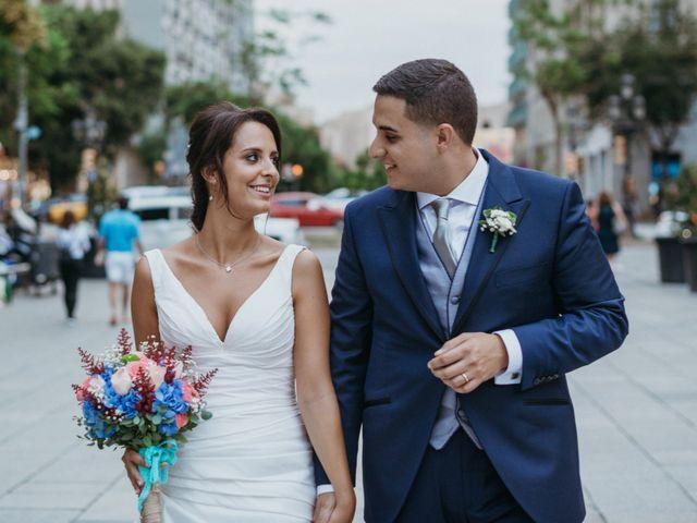 La boda de Rober y Andrea en Castelldefels, Barcelona 77