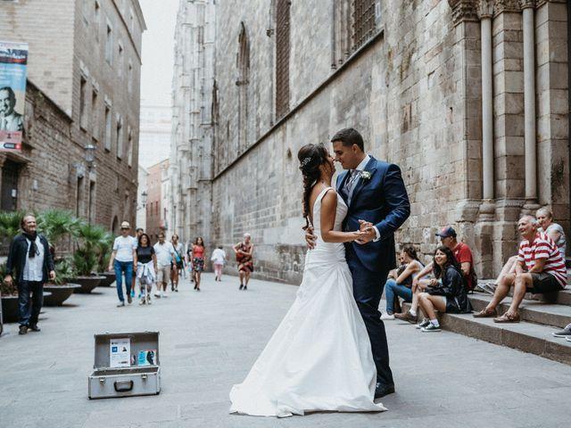 La boda de Rober y Andrea en Castelldefels, Barcelona 78