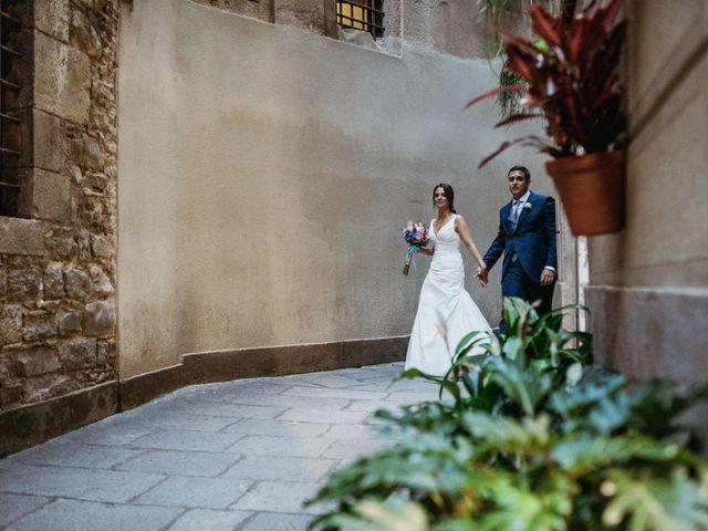 La boda de Rober y Andrea en Castelldefels, Barcelona 79