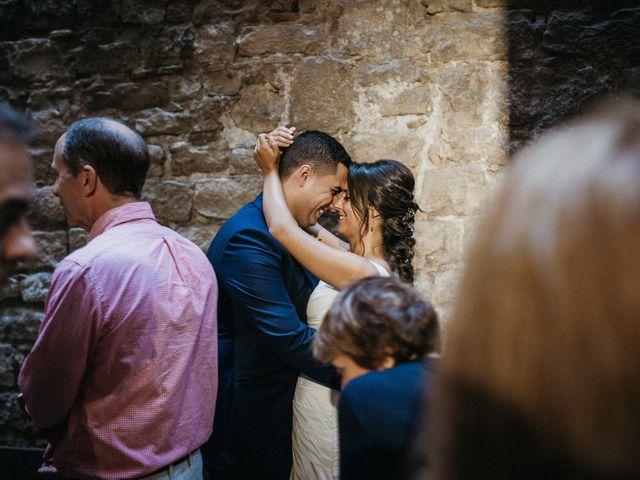 La boda de Rober y Andrea en Castelldefels, Barcelona 82