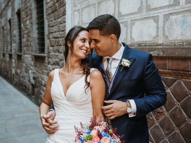 La boda de Rober y Andrea en Castelldefels, Barcelona 87